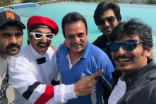 Ranveer Singh Shakes Leg on 'Nashe Si Chadh Gayi' With Cricketers, Sings 'Apna Time' With '83 Cast