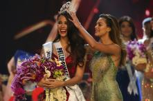 In Pictures: Miss Universe 2018 Crowning Moment