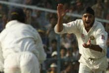 Harbhajan Criticises Gilchrist for 2001 Kolkata Test Dismissal Comments on Twitter