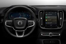 Upcoming Volvo XC40 Electric SUV to Feature New Infotainment System Powered by Android
