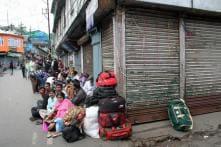 Darjeeling Braces for Mamata-Gurung Battle as GJM Bandh Begins