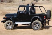 Mahindra Thar: The Jeep is back