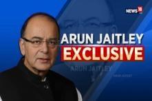 Watch: The Arun Jaitley Interview