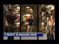 Maharashtra blames <i>3 Idiots</i> for KEM ragging