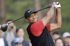 Presidents Cup: Captain Tiger Woods on Song But US Stunned 4-1 by Internationals on Opening Day