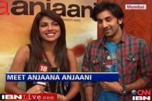 E Tonight: Get to know the stars of 'Anjaana Anjaani'
