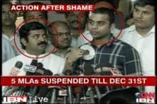 Maharashtra: 2 MLAs who assaulted policeman sent to police custody