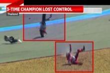 Watch: Horrific Crash at Thai Circuit Race