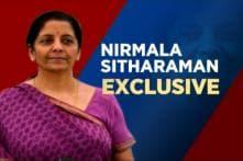 Watch: Nirmala Sitharaman Exclusive Interview