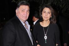 Bollywood Celebs at Manmohan Shetty's Birthday Party