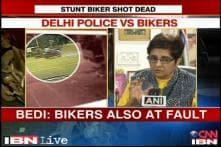 Delhi firing: Motorcyclists were also at fault, says Kiran Bedi