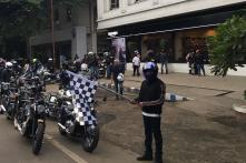 More Than 500 Triumph Riders Supported the Noble Cause of Girl Child Education