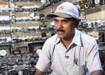 Chennai man owns 3,000 cameras