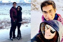 Soundarya Rajinikanth & Vishagan Vanangamudi's Honeymoon Pics