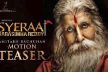 Amitabh Bachchan's First Look from Sye Raa Narasimha Reddy is Out and It's Intriguing