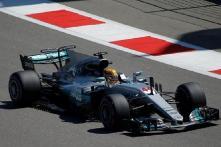 Formula One: Lewis Hamilton Says,