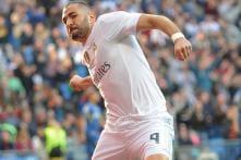 Karim Benzema leads Real Madrid to 4-1 win against Getafe in La Liga