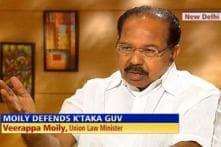 K'taka crisis needs a national consensus: Moily