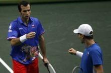 Davis Cup: Czech take 2-1 lead over Spain