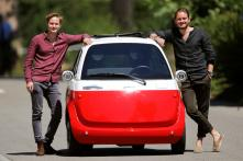 Electric Powered Bubble Car Designed by Swiss Brothers, Brings Back Glory of the BMW Isetta