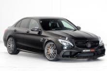 Brabus to unveil 650hp version of the Mercedes C-Class sedan
