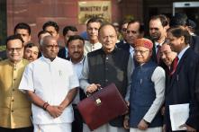 Salaried-class Feel Utterly Left Out of FM Arun Jaitley's Budget Speech