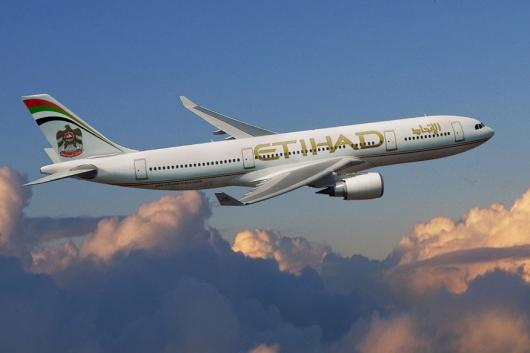 Etihad Airways (Photo courtesy: AFP)