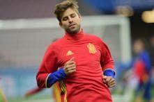 Injured Gerard Pique Set to Miss King's Cup Semi-final