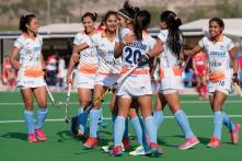 Indian Women's Hockey Team Confident of Taming Malaysia in 5-Match Series