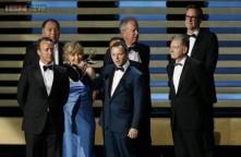 'Fargo,' 'Normal Heart' win Emmys for TV miniseries, movie