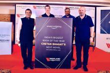 Amazon to Publish Next 6 Books of Chetan Bhagat, Signs Mega Deal