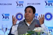 India vs New Zealand   Former IPL Chairman Rajeev Shukla backs Virat Kohli on Scheduling