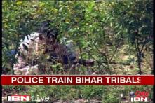 Police train Bihar tribals to fight Maoists