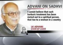 BJP accuses ATS of giving 'barbaric treatment' to Pragya