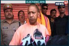 Elections 2019, 7th Phase: Uttar Pradesh Chief Minister Yogi Adityanath Casts His Vote in Gorakhpur