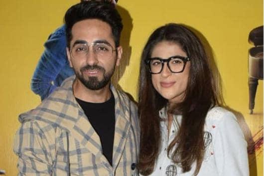Tahira Kashyap and Ayushmann Khurrana. (Image: Instagram)