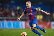 Andres Iniesta 'Pained' as Barcelona Suffer Shock Defeat in Rome