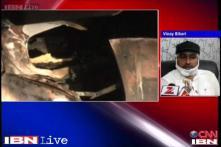 Bihar Minister runs for his life as mob attacks him