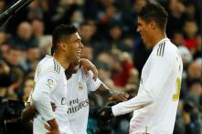 La Liga: Real Madrid Go on Top of Points Table With Gritty Win Over Sevilla