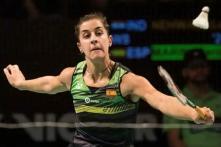 Carolina Marin Unsure About World Championship, Focusing on Olympics