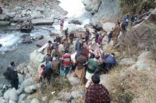 13  Killed, 17 Injured as Bus Falls into Gorge in J&K's Poonch