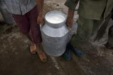 1 Litre Milk for 81 Kids? Just Add a Bucket of Water. Another Mid-Day Meal Scam in UP After Salt-Roti