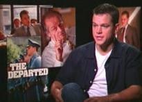 Exclusive: Matt Damon on <i>The Departed</i>
