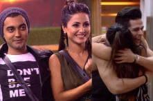 Bigg Boss 11 Reunion: Hina, Priyank and Luv Have a Blast in Delhi; See Videos & Pics