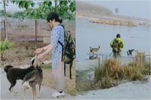 Commando 3 Actress Adah Sharma Spotted Vacationing in Rishikesh