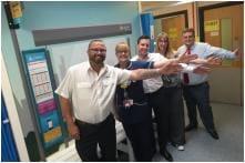 UK Hospital Installs Fake Bus Stop in Emergency Department to Help Dementia Patients