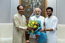 Maha CM's 1st Visit to Delhi Smooth; Discussed GST, PMC Bank Issues with PM Modi: Aaditya Thackeray