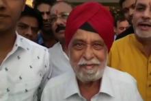 Tears Turn to Smiles as 'BJP Reject' Sartaj Singh Gets Congress Ticket Within Minutes