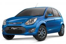 The all-new Ford Figo hatchback launched at Rs 4.29 lakh in India