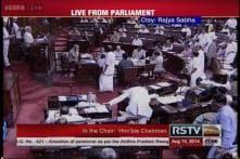 Parliament passes Constitutional Amendment Bill